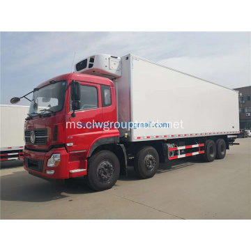 Dongfeng 8x4 Road Condition Refrigerator Freezer Cold
